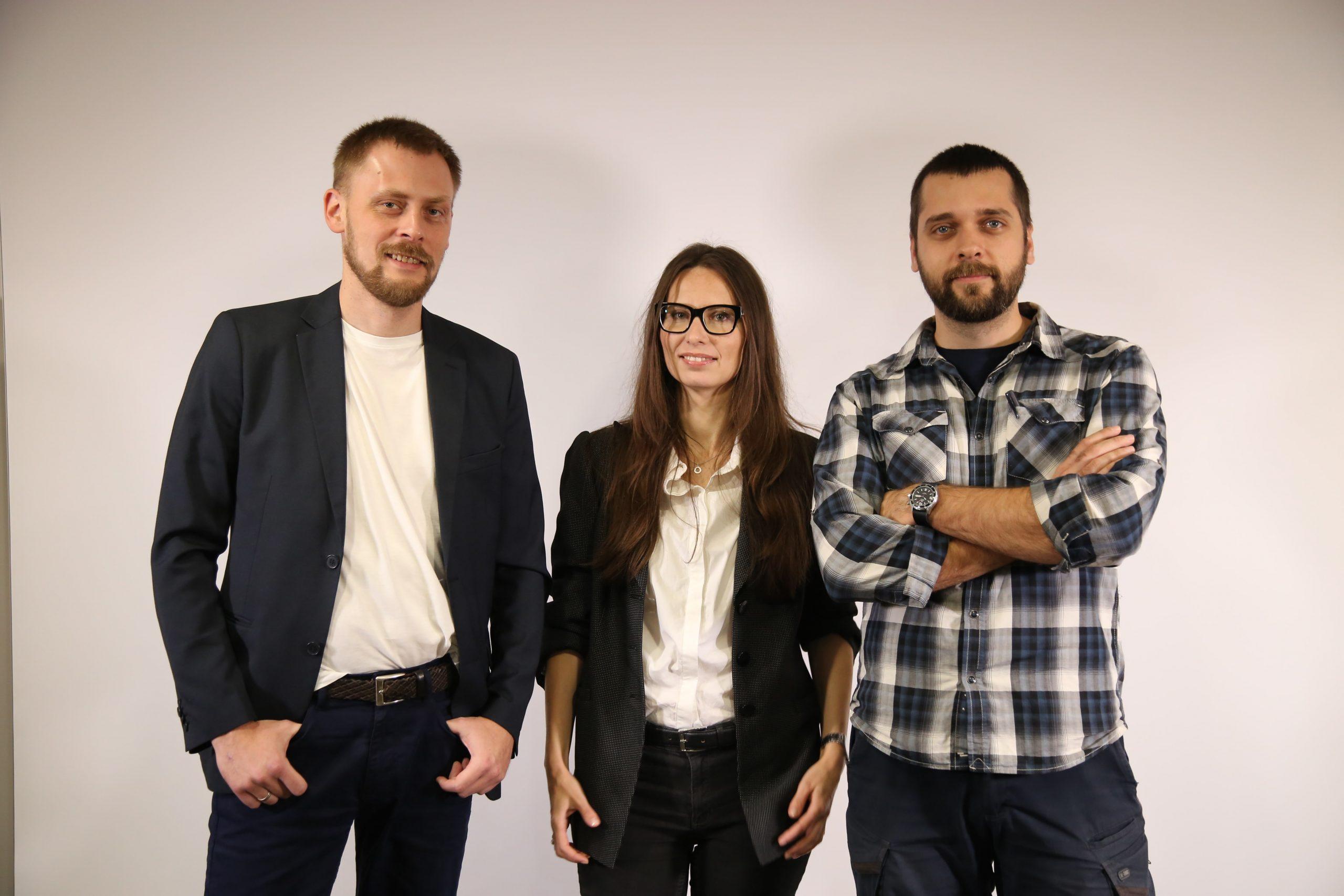 Ольга Титарь с партнерами
