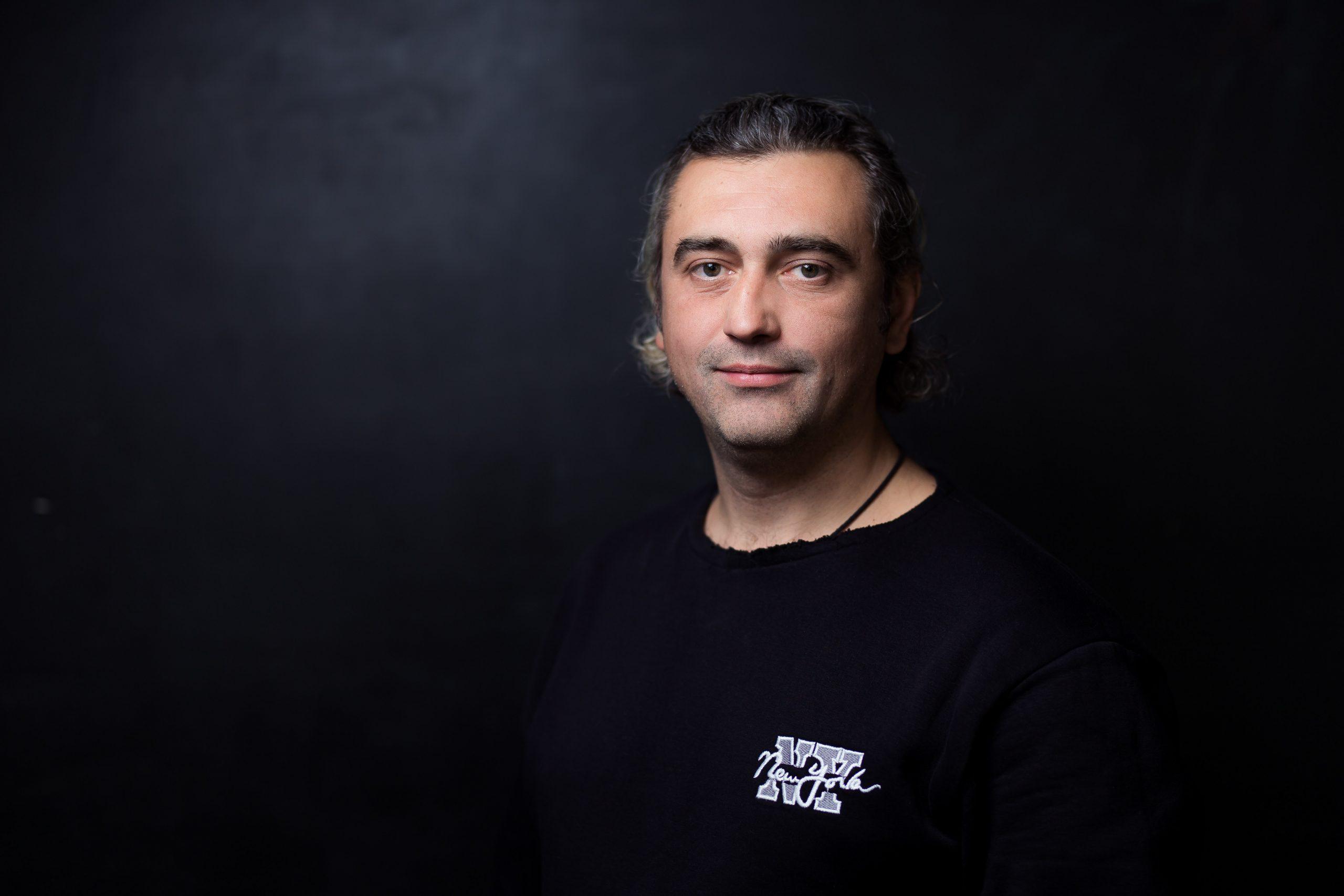 Роман Курочкин, основатель архитектурного бюро, 38 лет