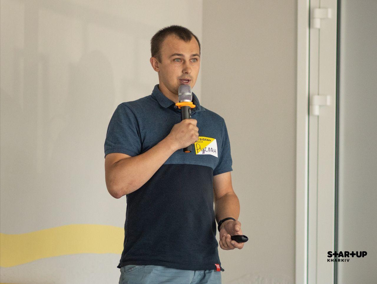 Руслан Юхименко, основатель интернет-магазина хозтоваров Cleanservice, 33 года