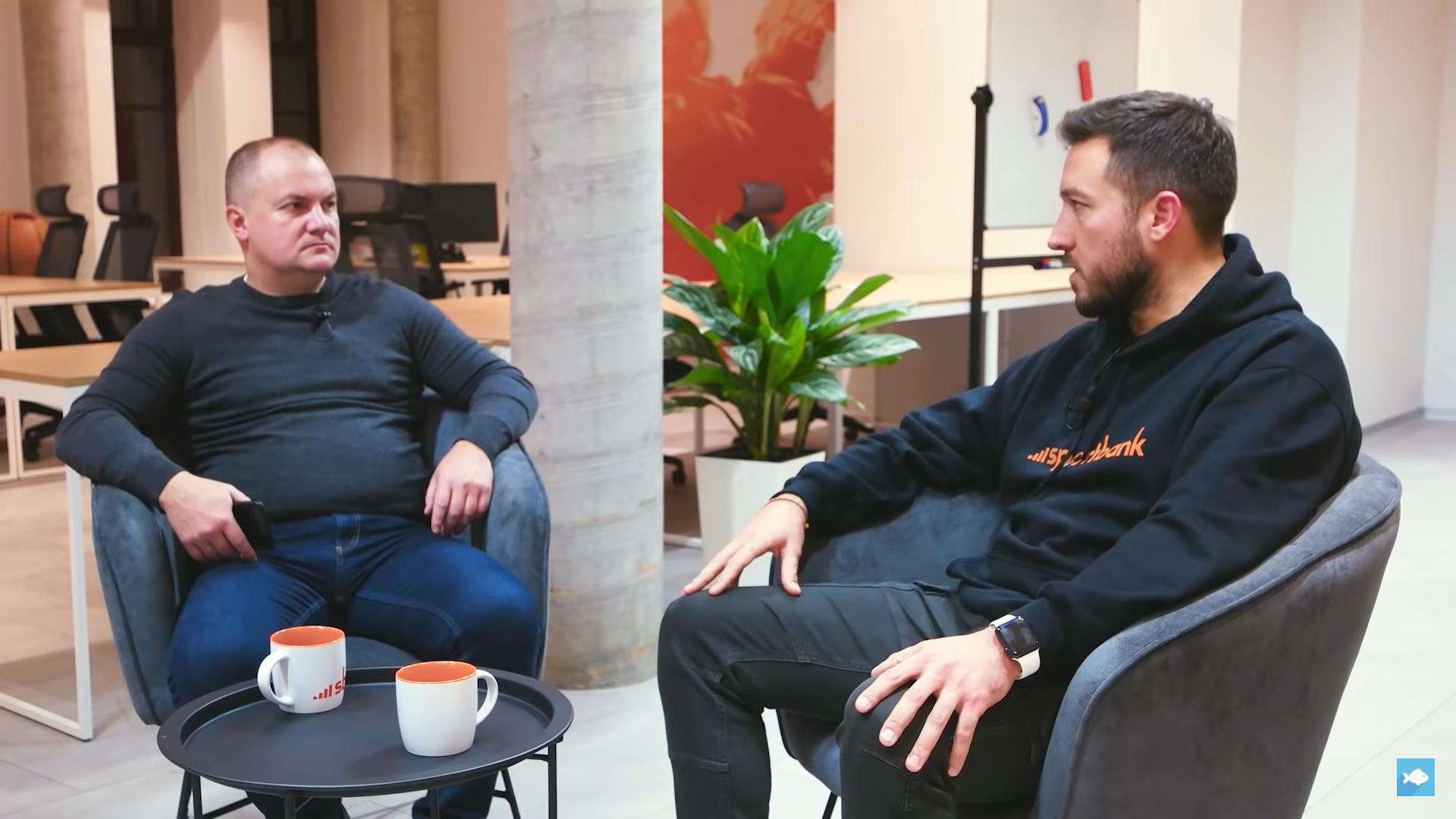 Александр Колб и Денис Сапрыкин