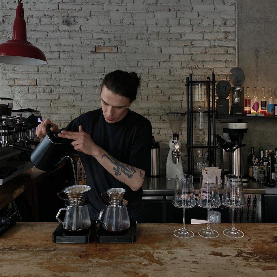 «Тишина Espresso Bar». Источник: Facebook