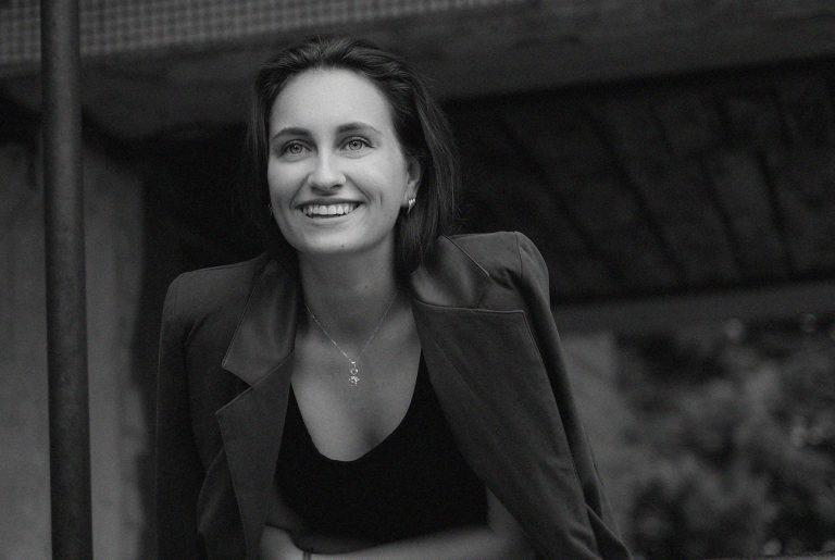 Екатерина Уварова, основательница бренда одежды Nadenu, 21 год