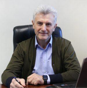 Виктор Пинчук, руководитель «Авангард»