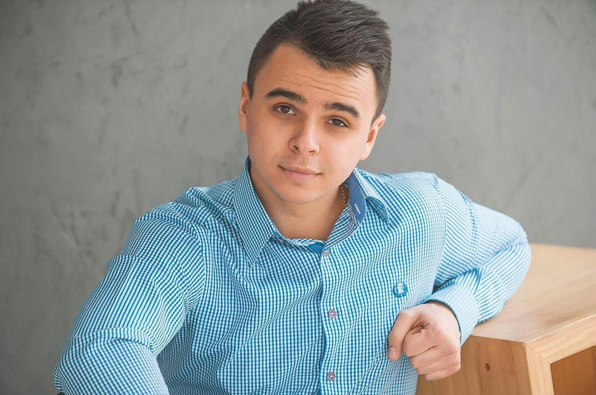Владислав Медведев, основатель интернет-магазина аквариумных рыбок Fishmarket, 27 лет