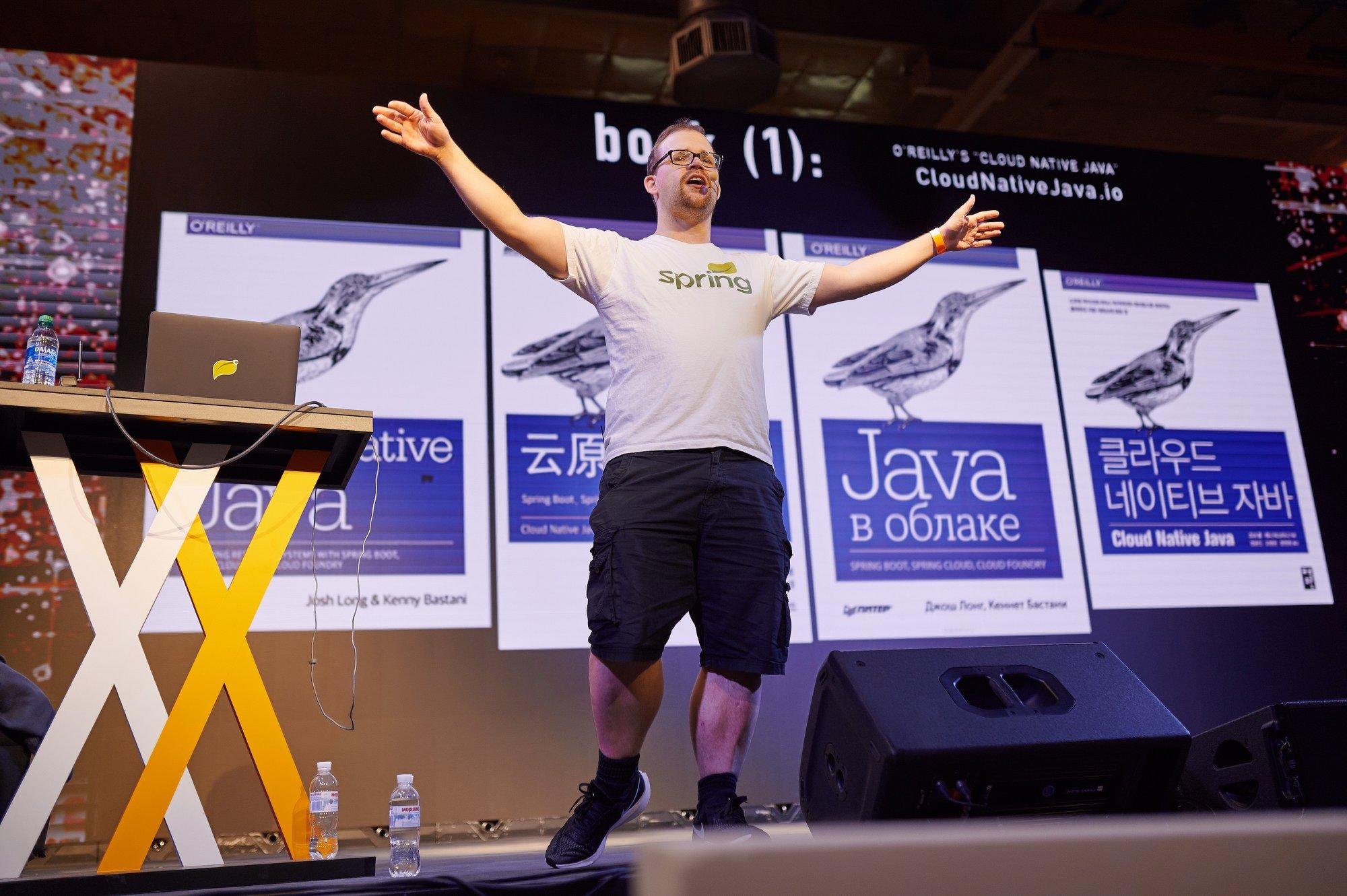 Devoxx − конференция для разработчиков