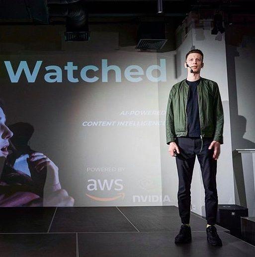 Алексей Шалденко, сооснователь Watched
