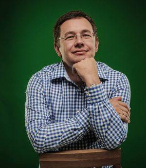 Владислав Чечоткін, засновник та власник інтернет-магазину Rozetka