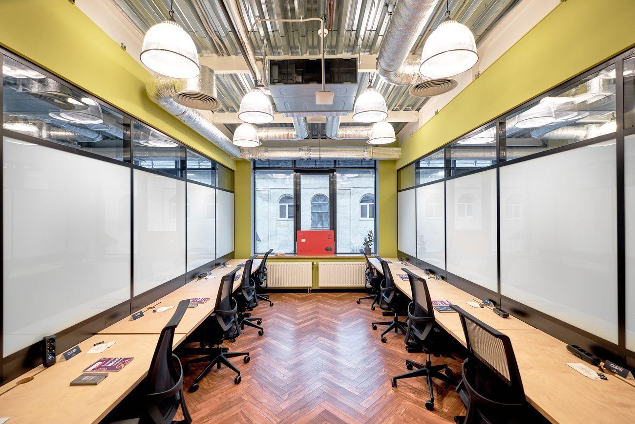 Офіси «Альфа-Банку» в Creative States