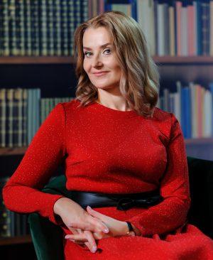 Олена Урусова, HR-директорка Credit Agricole