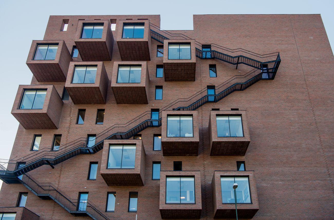 Квартал «Штрихкод» в Осло, Норвегія