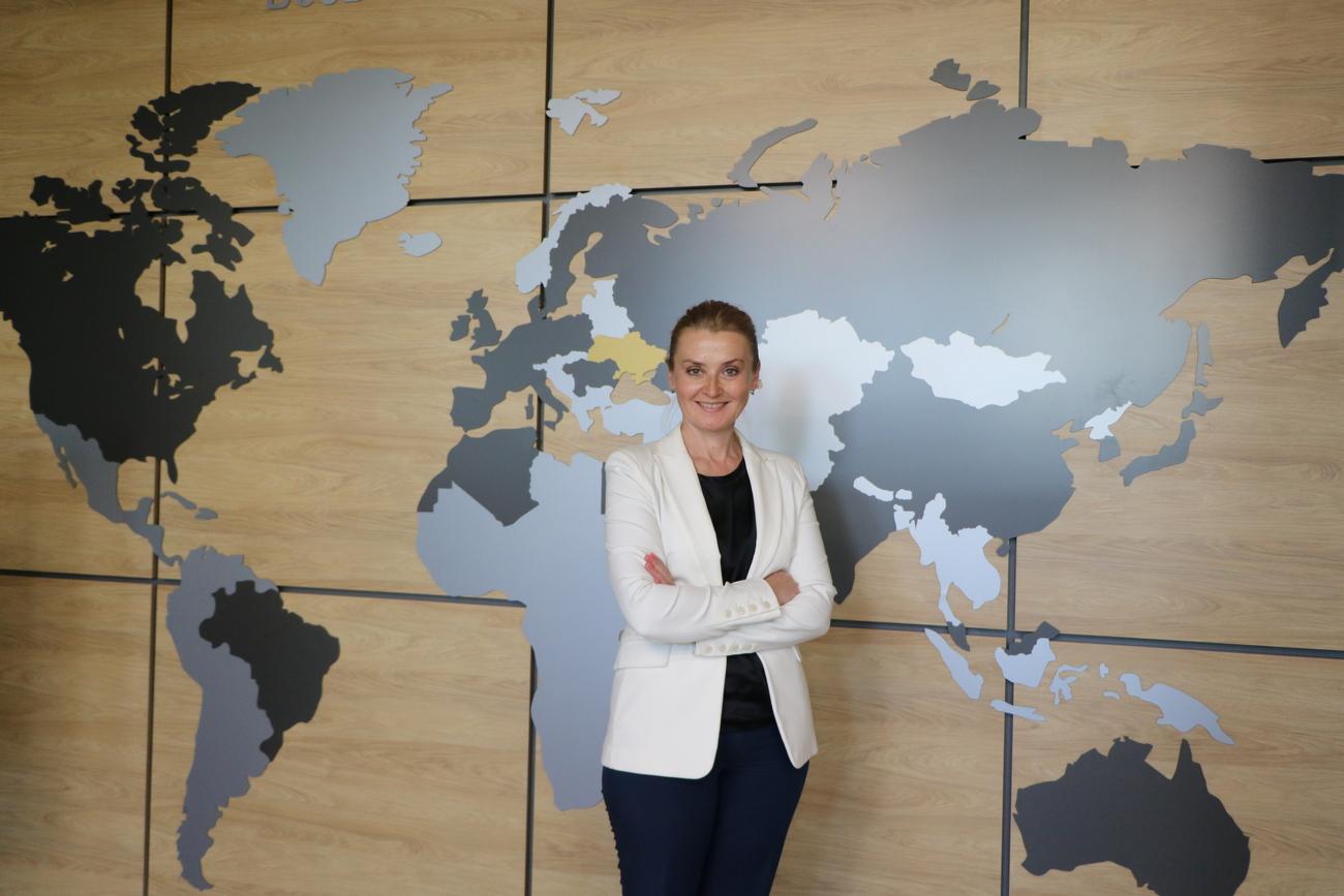 Елена Урусова, HR-директор Credit Agricole
