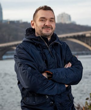 Максим Дембик, гендиректор Frag Lab