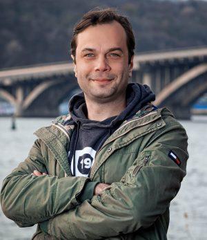 Филипп Дзюба, директор по развитию Frag Lab