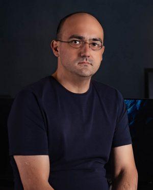 Сергей Рустамов, технический директор Frag Lab