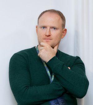 Олександр Дудін, генеральний директор CSD