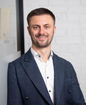 Аркадий Вершебенюк, руководитель венчурного фонда BeeVentures