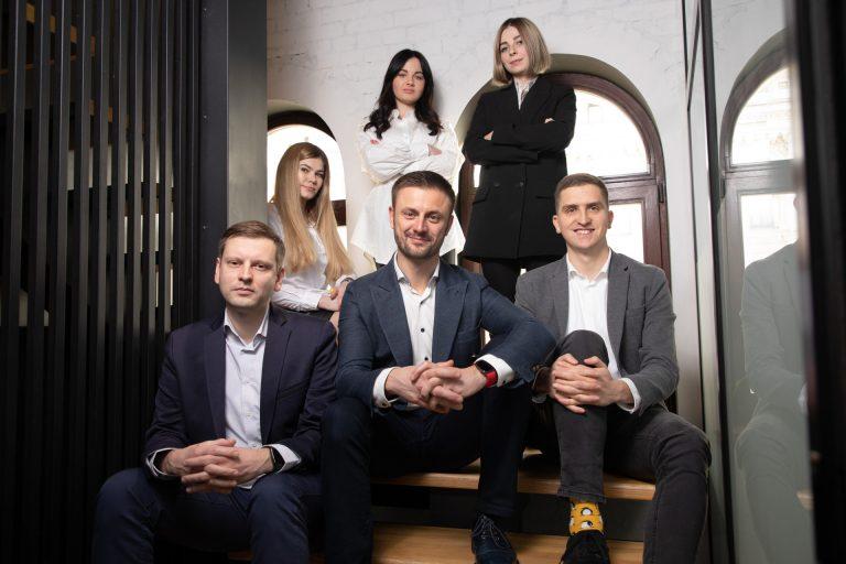 Аркадий Вершебенюк и его команда