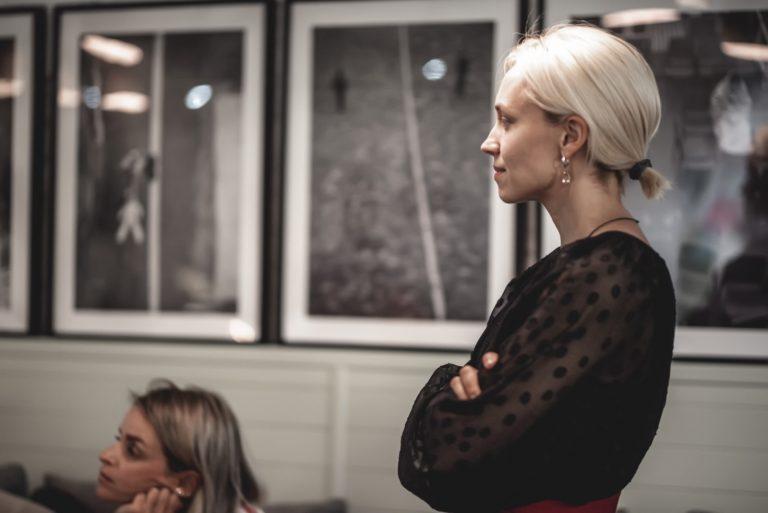 Ксения Ткаченко сооснователь и операционный директор Soul Catering