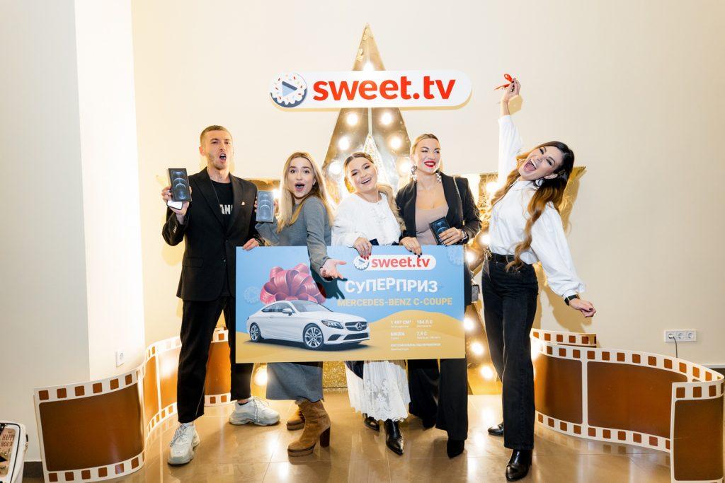В ноябре в украинском Instagram развернулась самая масштабная «Битва блогеров» за всю историю украинского Instagram – рекламная кампания национального онлайн-кинотеатра SWEET.TV. 30 популярных украинских инстаграмеров и 15 млн их подписчиков объединились, чтобы помочь украинскому кинематографу.
