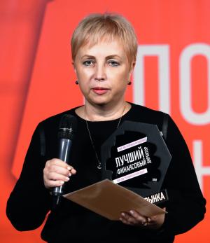 Лілія Воленко, фінансовий директор лінії магазинів EVA