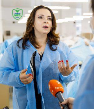 Оксана Місюра, директор компанії «Венето»