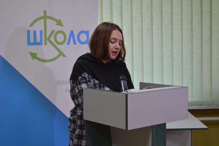 Елена Зубарева, руководитель департамента корпоративных коммуникаций и устойчивого развития компании «Фармак»