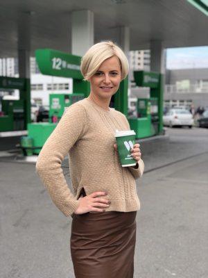 Елена Осипчук, координатор эко-платформы «До природи з добром» и директор по коммуникациям WOG