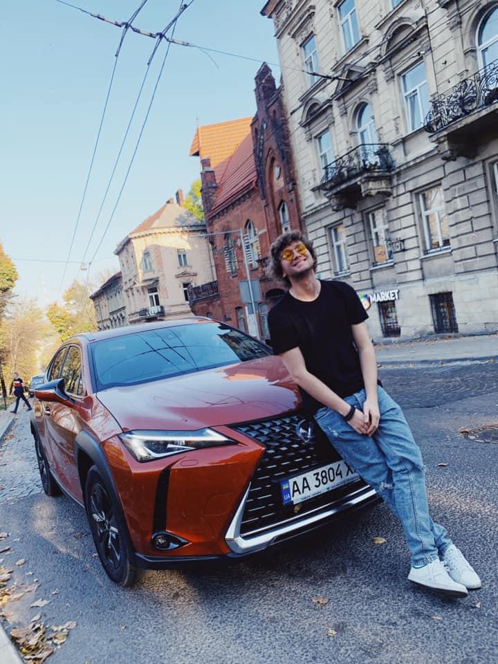 Андрей Шатырко в Праге