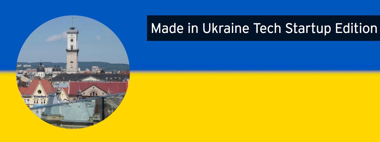 Made in Ukraine Tech Startup Edition
