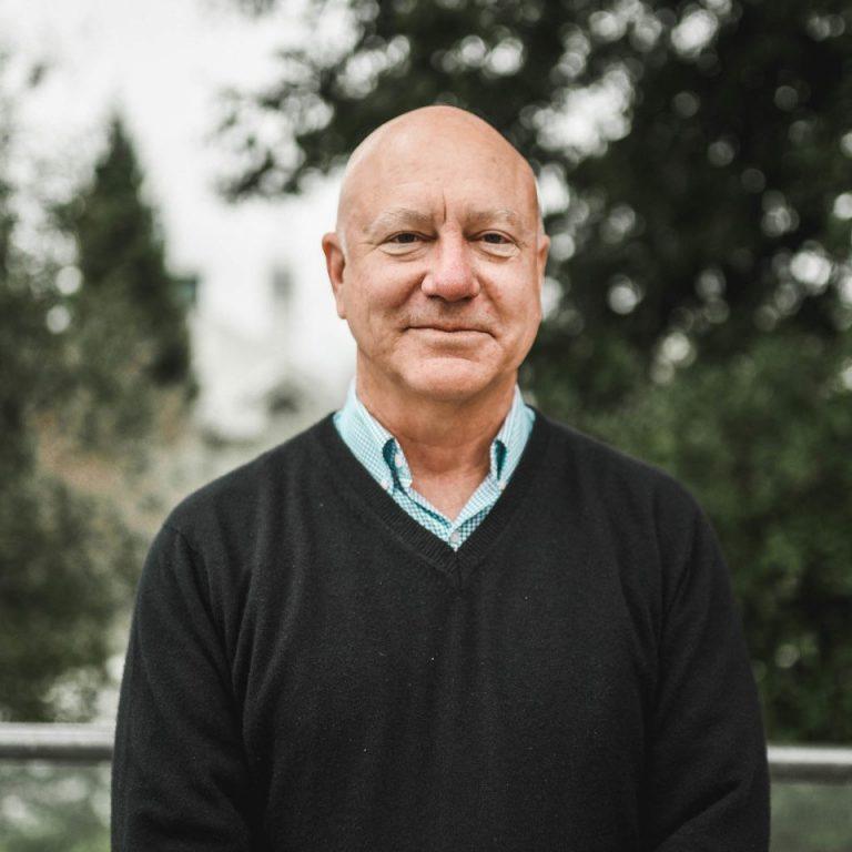 Рик Расмуссен, профессор Калифорнийского университета