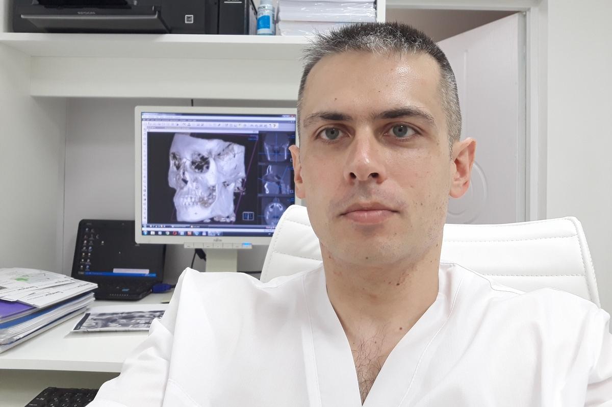 Евгений Гончаренко, врач-рентгенолог, руководитель диагностического центра Tomogram, 39 лет