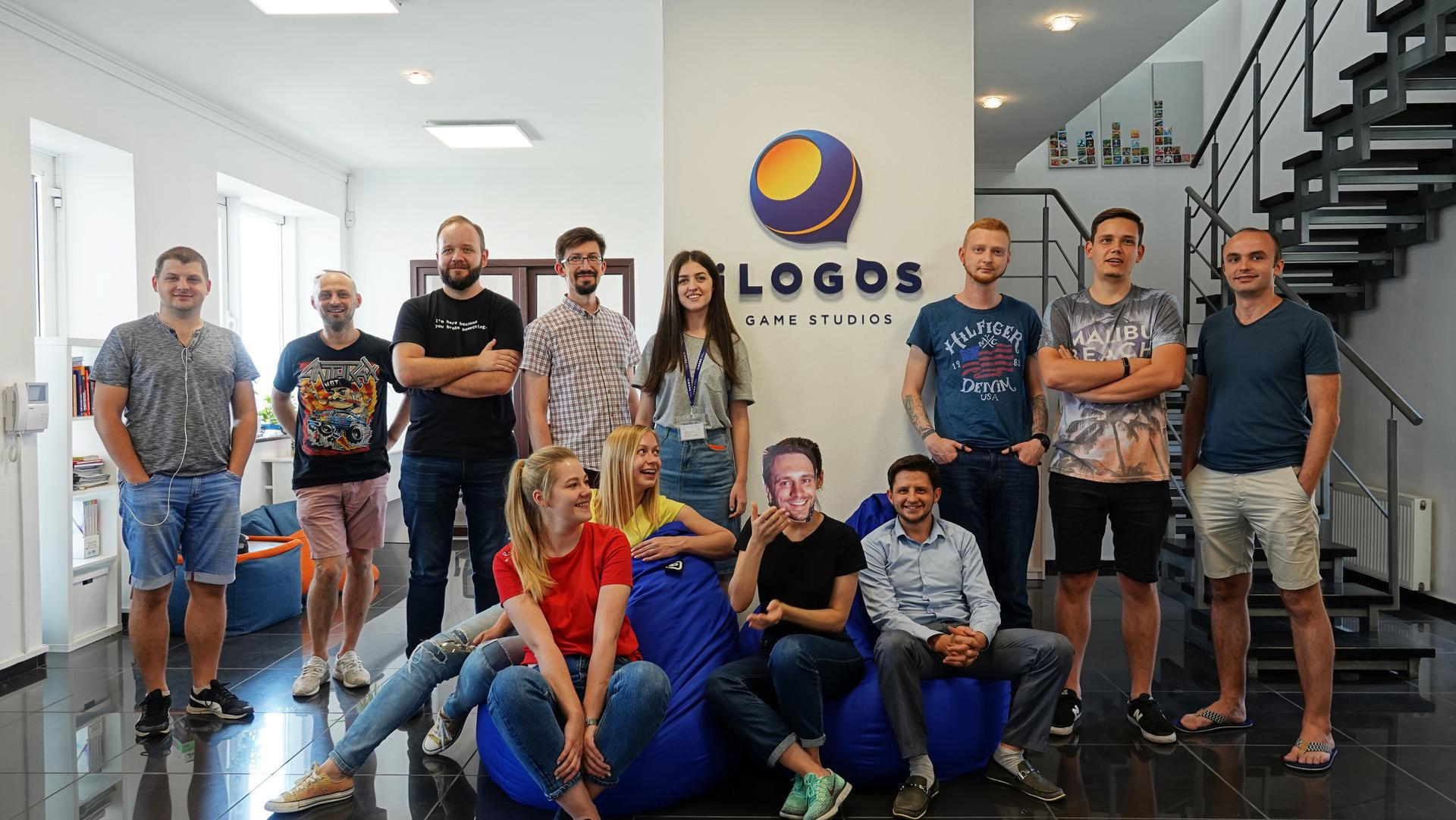 Команда iLogos Game Studios