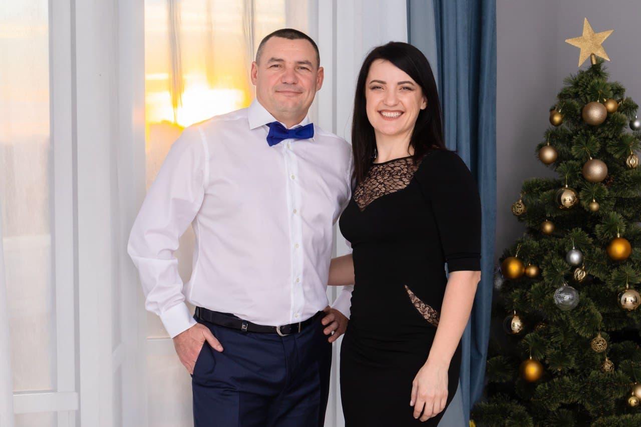Андрей Колбин и Вита Фарионик, генеральный и коммерческий директора логистической компании One Whale, 43 и 37 лет