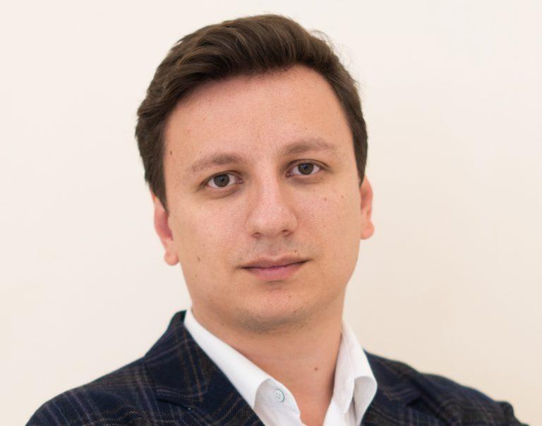 Андрей Ландер, главный исполнительный директор и основатель IT-компании Codeska, 31 год