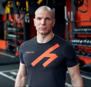 Ярослав Сойников, фитнес-эксперт и сооснователь сети фитнес-студий hiitworks