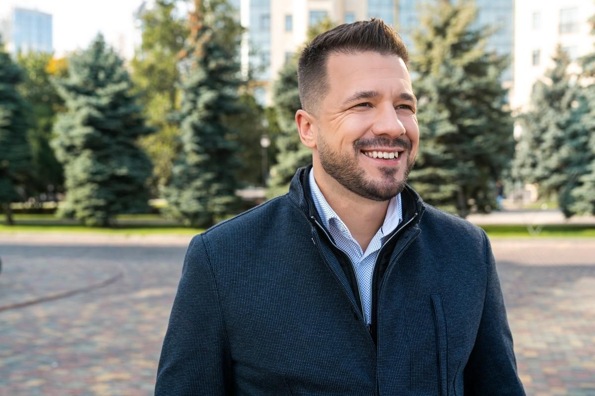 Денис Дмитров, главный исполнительный директор онлайн-сервиса для водителей «Штрафы UA», 36 лет