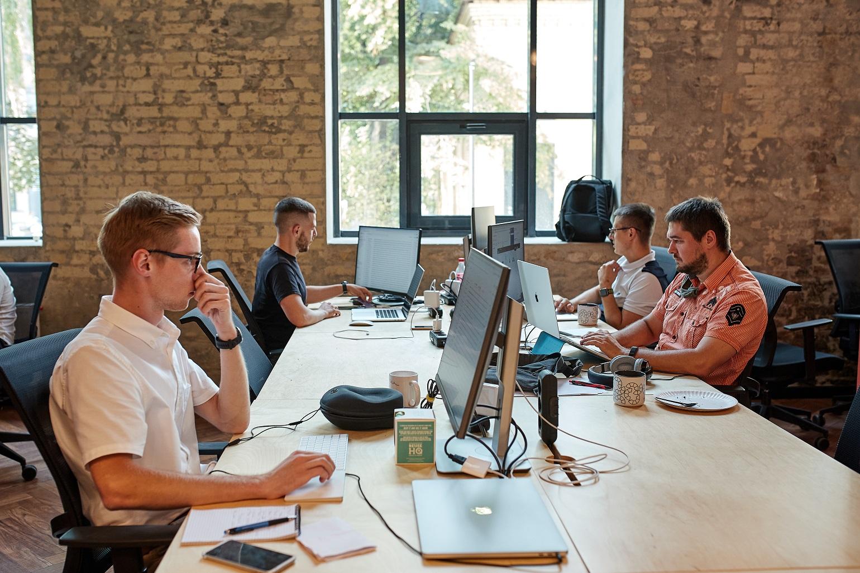 IT-команда Минцифры. Фото: пресс-служба Минцифры