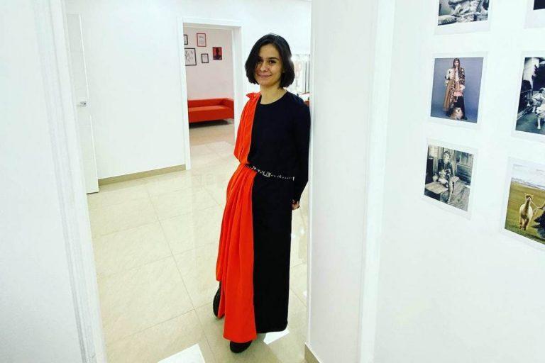 Ксения Стаффорд, основательница и дизайнер бренда одежды KO by Kolotiy, 33 года