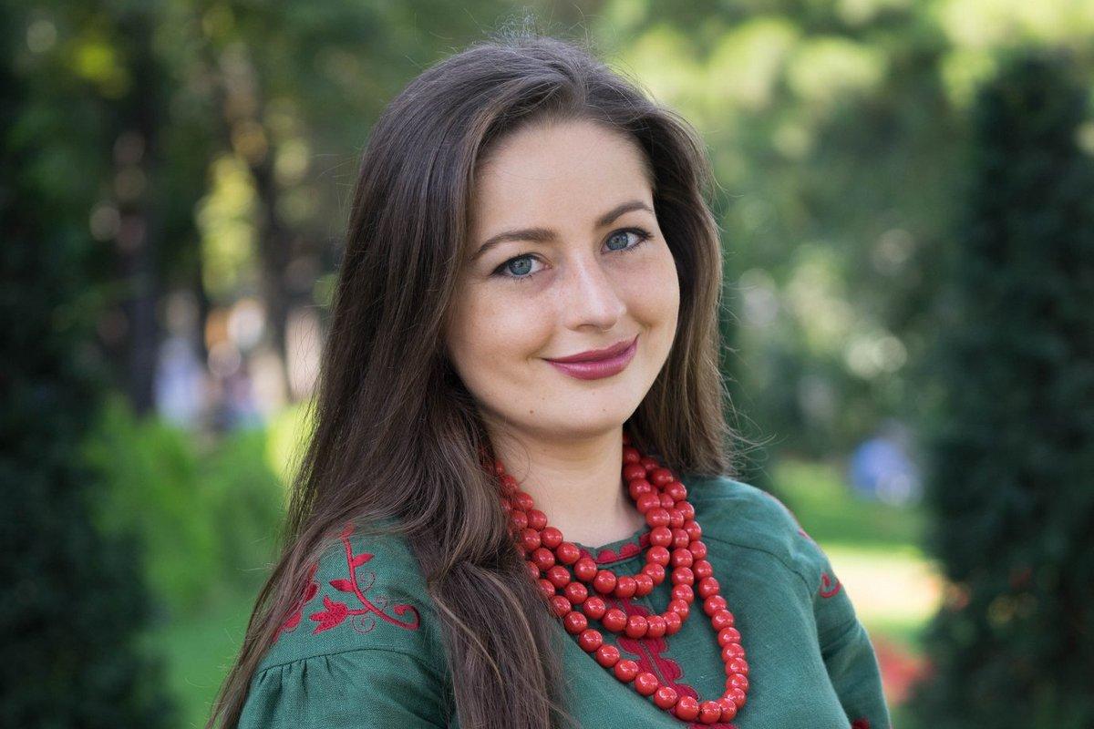 Наталья Мажарова, основательница магазина одежды «Незалежні», 29 лет