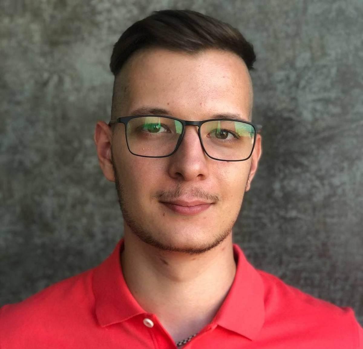Никита Нагаткин, главный исполнительный директор и сооснователь IT-компании Digis, 24 года