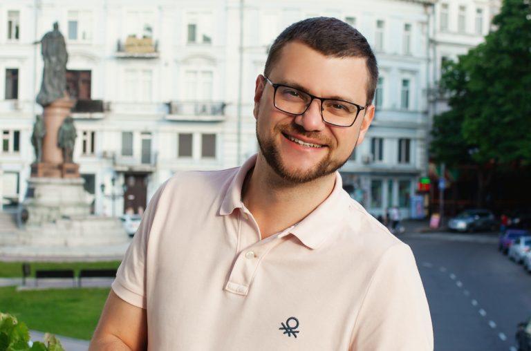 Кирилл Соляр, основатель дизайн- и веб-агентства Solar Digital, 32 года