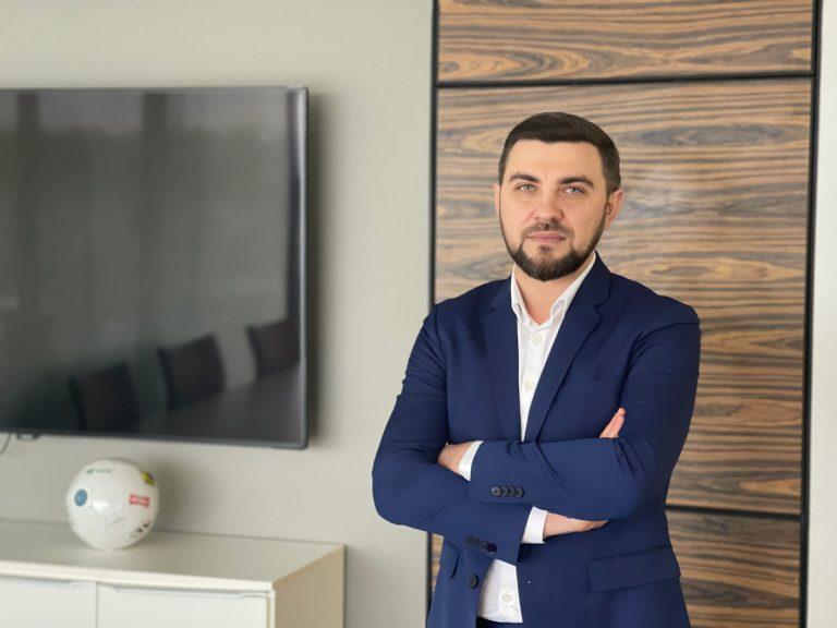 Виктор Вильчинский, руководитель отдела кредитования Activitis