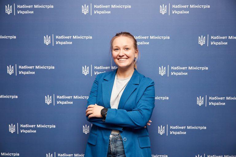 Валерия Ионан, заместитель министра цифровой трансформации и маркетинговый эксперт