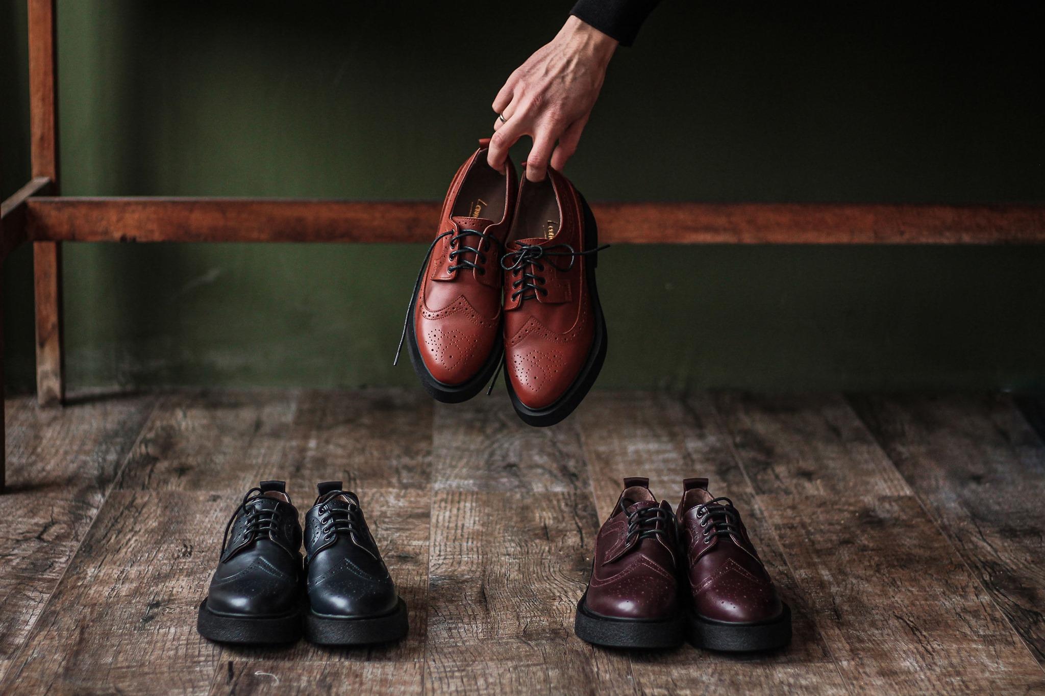 Leonchenko, виробник шкіряного взуття й аксесуарів, Київ
