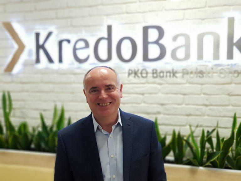 Ежи Яцек Шугаев, председатель правления KredoBank