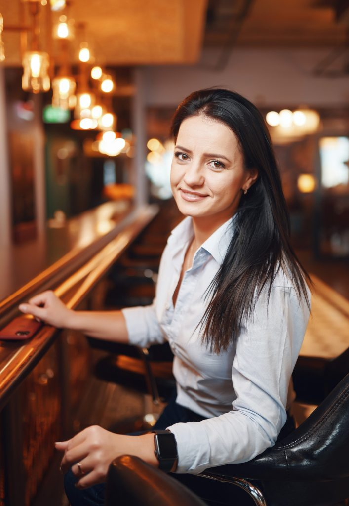 Анна Деревянко, операционный директор CodeClub Украина