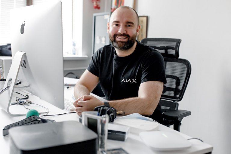 Александр Конотопский, основатель и CEO Ajax Systems