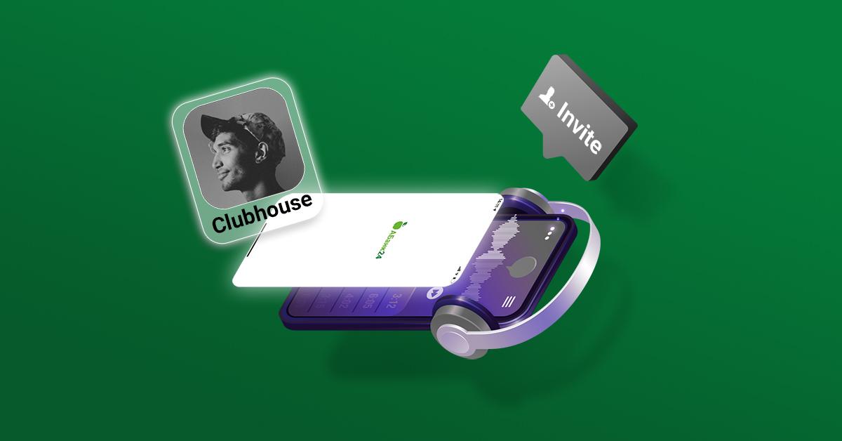 Напишите «Хочу в Клаб»: «А-Банк» раздает приглашения в Clubhouse. Как их получить