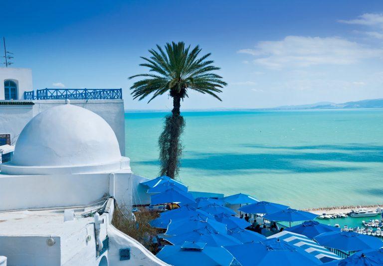 Сиди-Бу-Саид, Тунис. Источник: Depositphotos