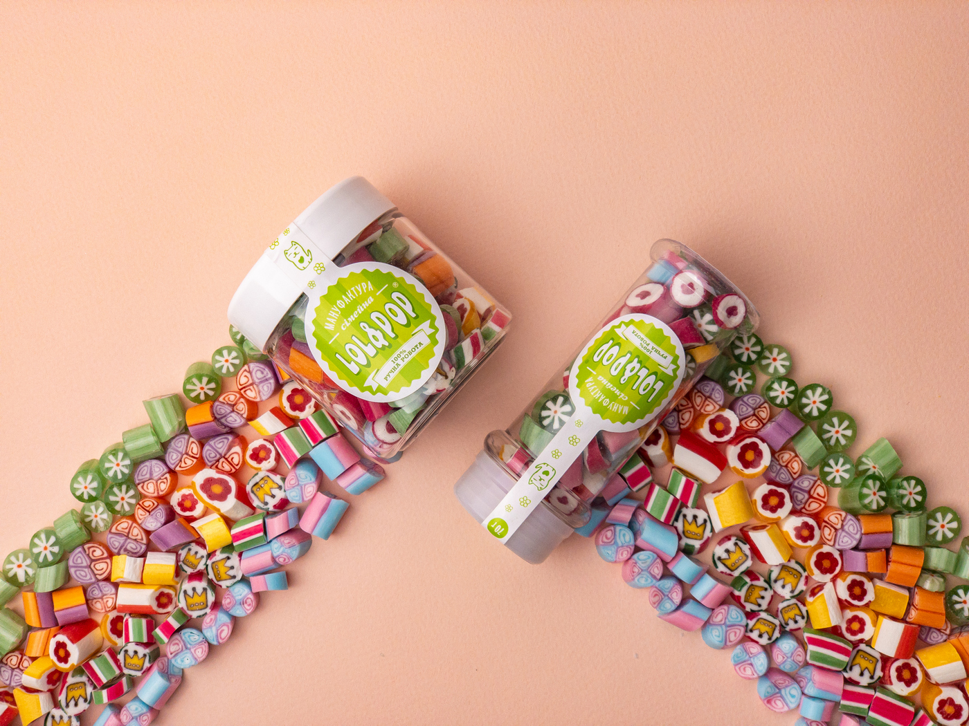 Lol&Pop, виробник цукерок, Київ